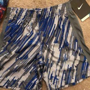 Nike Sri-fit boys shorts NWT